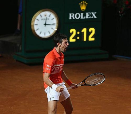 Rome Masters 2019 Semifinals Novak Djokovic Vs Diego Schwartzman Where To Watch Live Stream Details