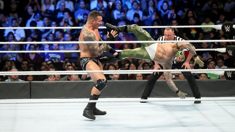 Image result for randy orton vs rey mysterio