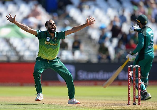 Imran Tahir comes into the World Cup after finishing the IPL as the top wicket taker