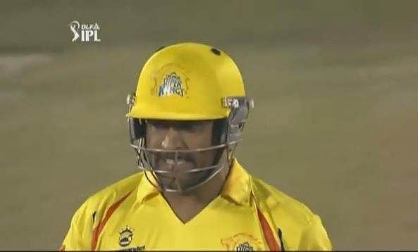 When Dhoni became Chennai