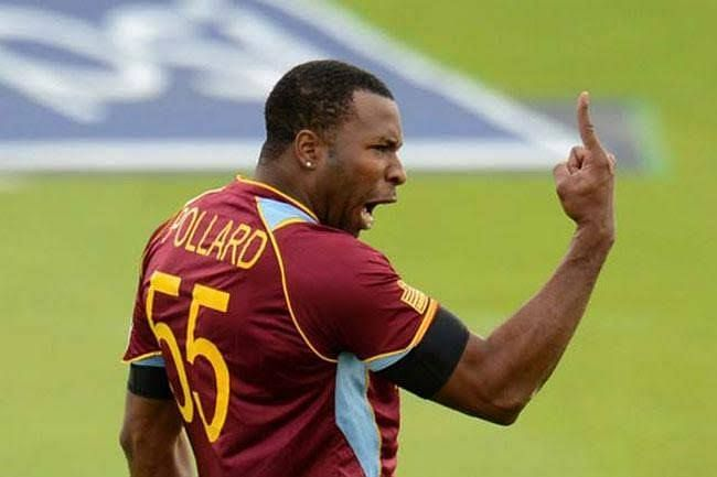 West Indies Set To Include Kieron Pollard In World Cup Squad