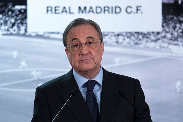 Real Madrid CF Press Conference