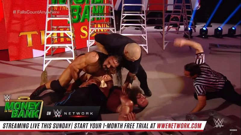 A shocker to end Raw