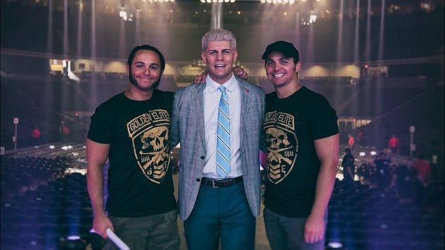 AEW would welcome Moxley with open arms