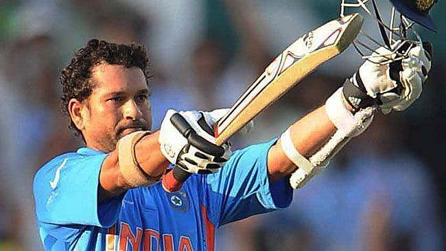 Across 6 editions of the World Cup, Tendulkar scored a colossal 2278 runs