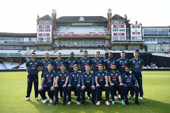 England are No. 1 in the ICC ODI rankings and are peaking at the right time
