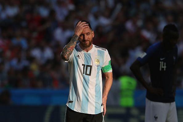 Argentine maestro - Lionel Messi