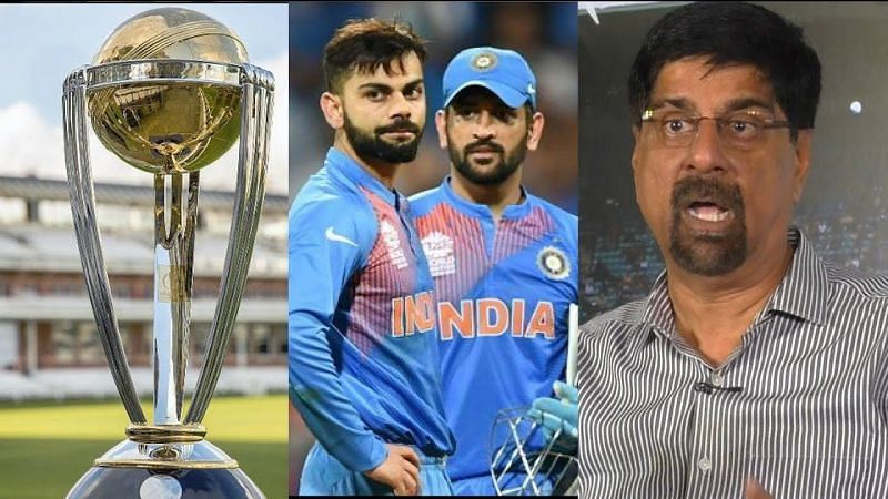 MS Dhoni is Readymade for Number Four for Indiam team in 2019 world cup– Kris Srikkanth