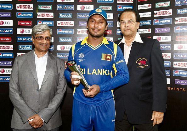 New Zealand v Sri Lanka: Group A - 2011 ICC World Cup