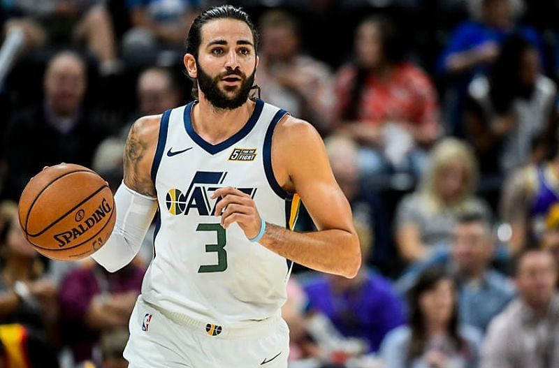 The Jazz were willing to trade Rubio for Conley in February.