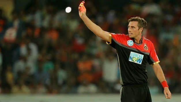 Playing for Royal Challengers Bangalore, he gave away runs at an economy of 20 during the death overs.