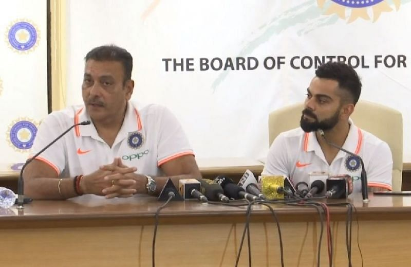 Just before the departure to England, skipper Virat Kohli and head coach Ravi Shastri addressed the media and put forward their thoughts about the tournament.