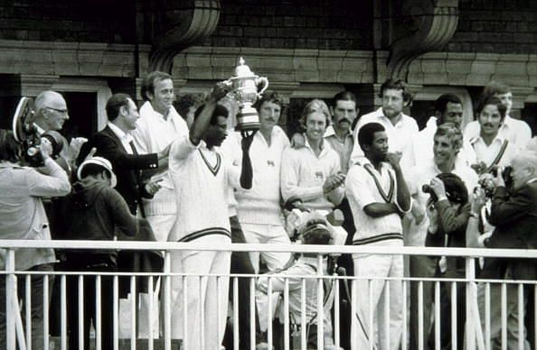 The West Indies were the most dominant side back in the 70s and the 80s