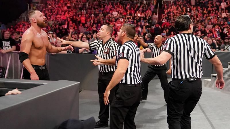 Dean Ambrose stated a series of circumstances led to him leaving