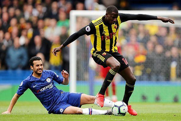 Chelsea FC v Watford FC - Premier League