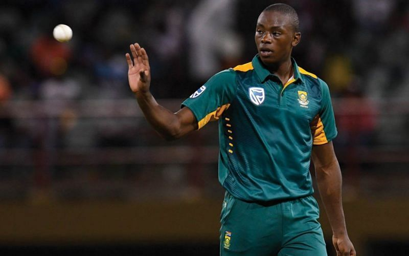 Rabada will be South Africa