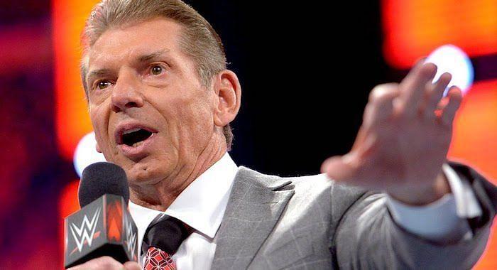 Vince sending a superstar back