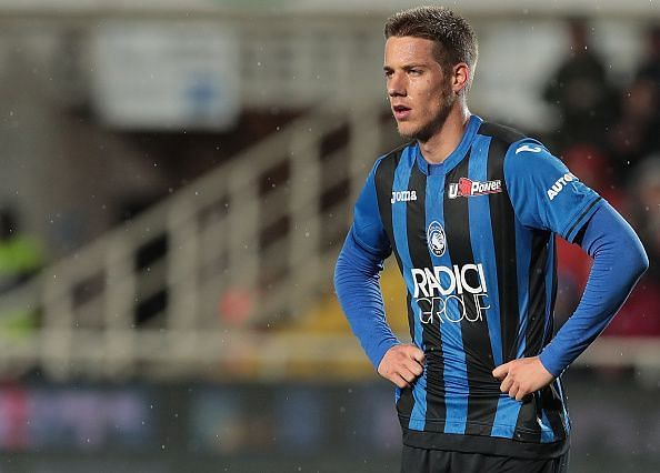 Mario Pasalic has developed into a top player at Atalanta.