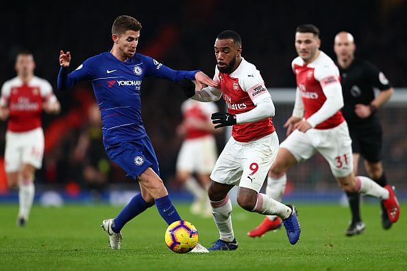 Arsenal were 2-0 winners in their most recent meeting against an unpredictable Chelsea side