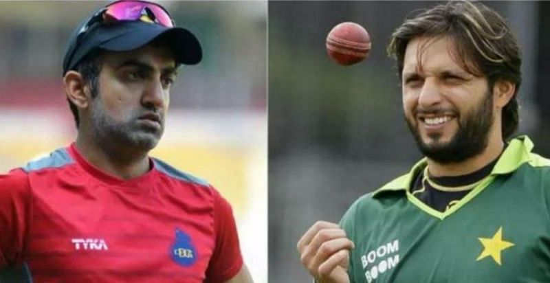 Gowtham and afridi