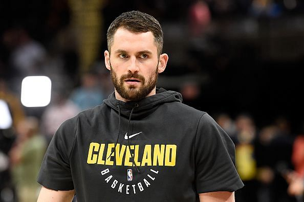 Could the Houston Rockets consider a trade for Kevin Love?