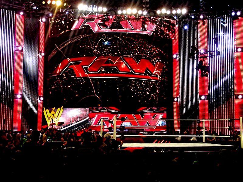this week Raw episode
