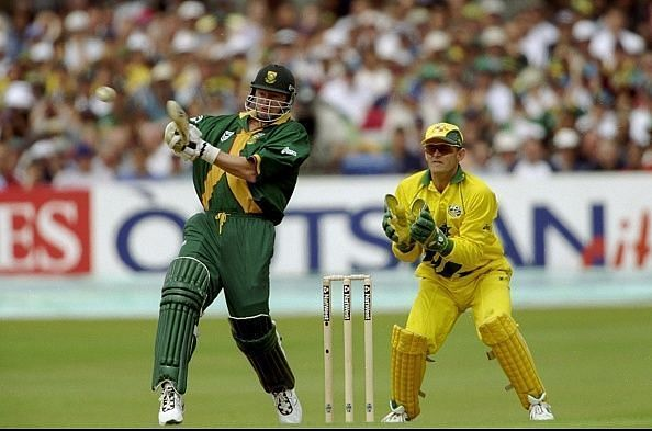 Lance Klusener, the man who surprised the world by his outstanding impact at the 1999 Cricket World Cup