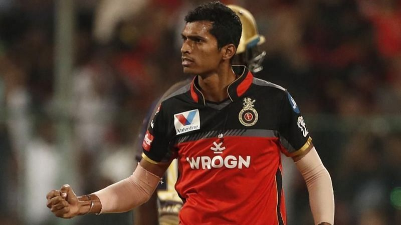 Navdeep Saini from RCB has impressed everyone with his sharp pace