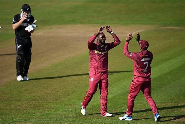 West Indies v New Zealand – ICC Cricket World Cup 2019 Warm Up