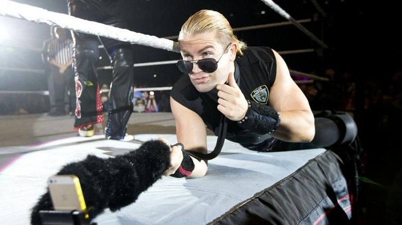 Tyler Breeze had a long losing streak on the main roster