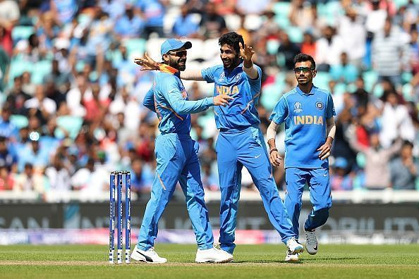 Jasprit Bumrah was at the top of his game against New Zealand