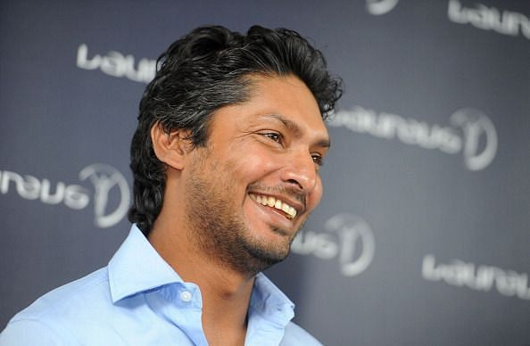 Kumar Sangakkara is the first non-British president in the club