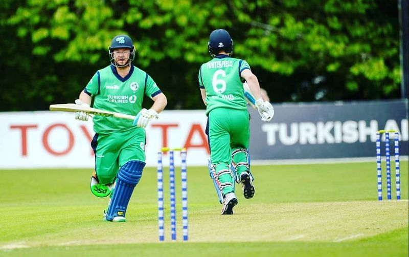 Ireland vs Afghanistan 1st odi