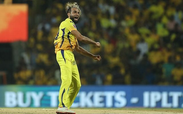 Imran tahir has taken 21 wickets from 14 games at an average of 16 in this 2019 ipl so far