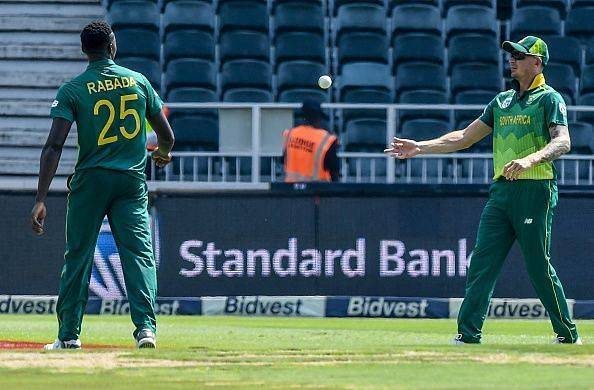 Dale Steyn and Kagiso Rabada will lead South Africa