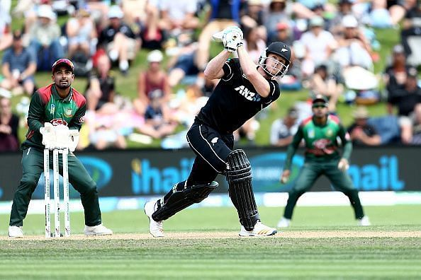 New Zealand v Bangladesh - ODI Game 3