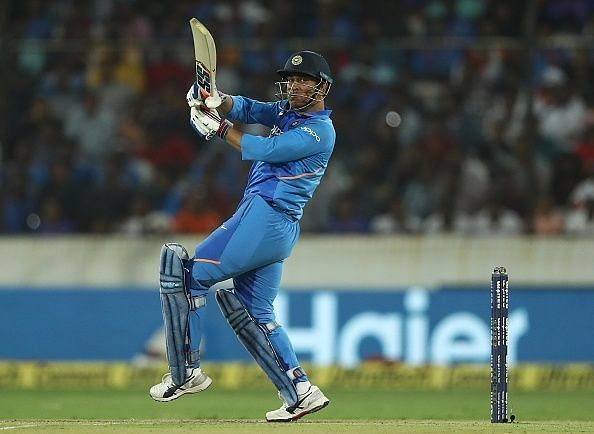 India will not only rely heavily on Dhoni