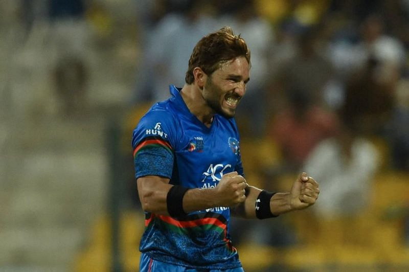 Naib picks his career best figure in this match