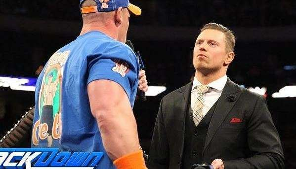 John Cena and The Miz have faced each other numerous times in WWE