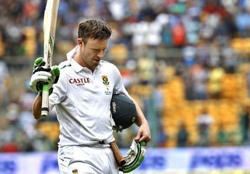AB De Villiers has scored 24 centuries in his Test career