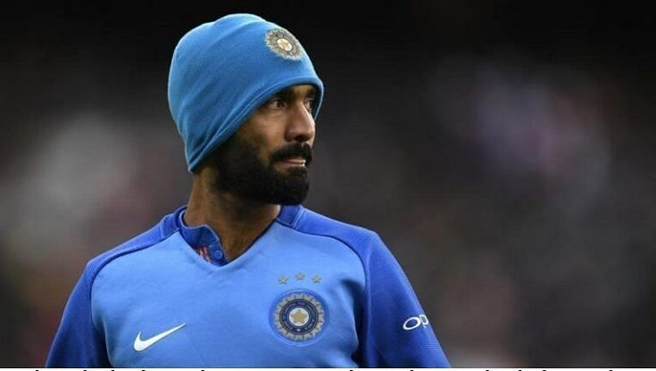 It is a make or break World Cup for Dinesh Karthik.