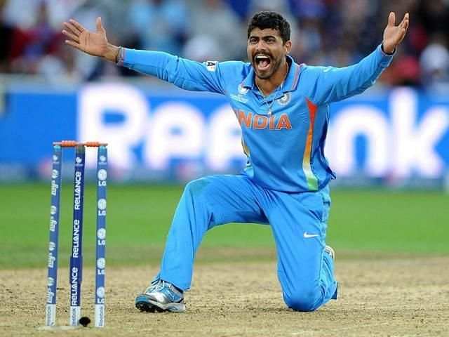 9 wickets taken by Ravindra Jadeja is the most number of wickets taken by an Indian player at this ground.