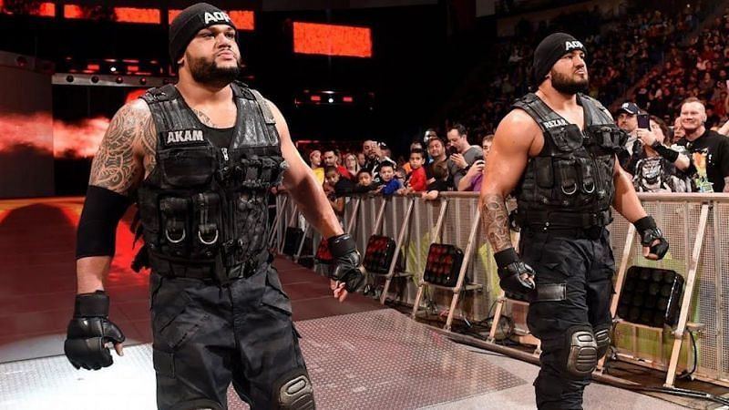 Akem and Razar, the Authors of Pain.