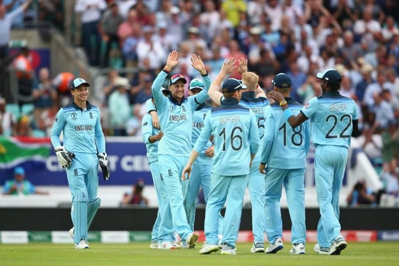 England Starts this World Cup with a Huge Won.