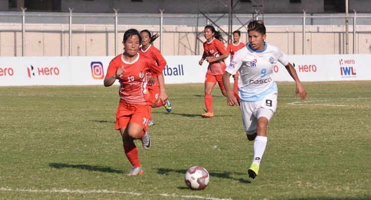 Manipur Police could not find a win against Madurai-based Sethu FC in the IWL