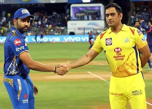 Rohit and Dhoni