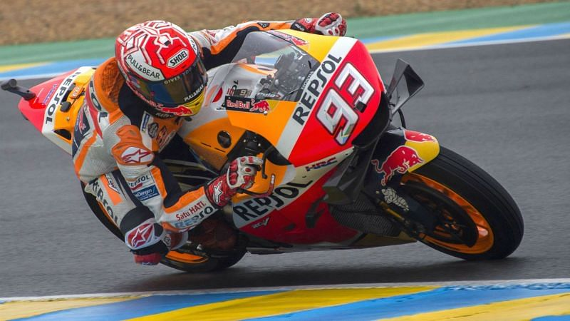 Marc Marquez won the French Grand Prix