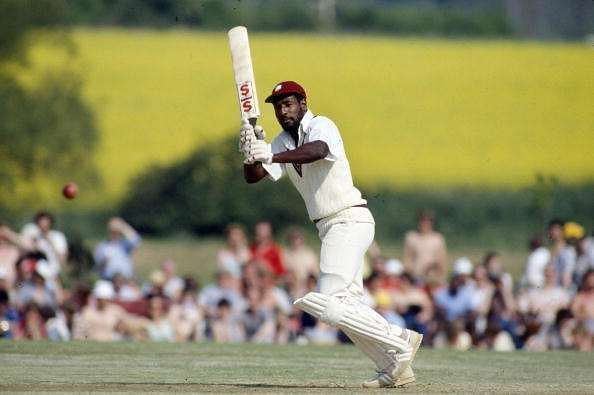 Viv Richards scored a brilliant 61 from 36 balls, as West Indies chased down 172 in 26 overs