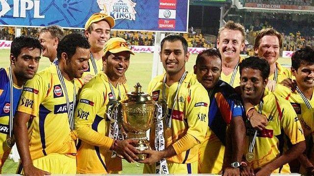 CSK won back to back IPL titles