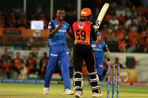 Can Kagiso Rabada inspire DC to a win over SRH?